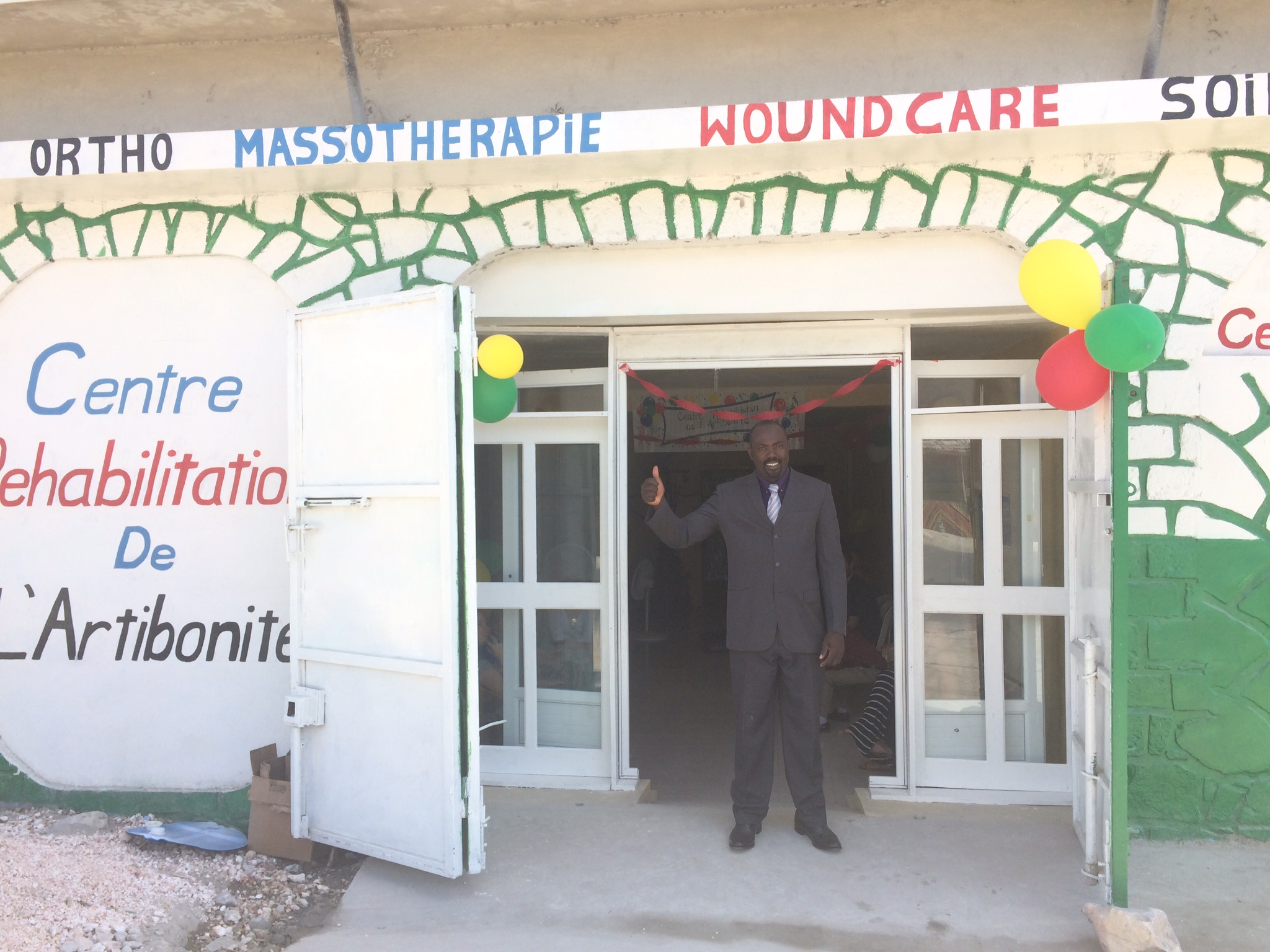 On January 7 while on one of our trips to Haiti the Rehabilitation Clinic of Artibonite in Gonaives Haiti had itu0027s grand opening. & Rehab Clinic in Gonaives | Haiti Rehab Project