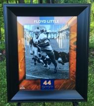 Floyd Little Framed Print